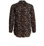 Moscow Fw19-22.02 blouse bruin