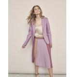 Mos Mosh 130070 plissé sport skirt paars