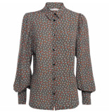 Summum 2s2311-10973 blouse all over paisley