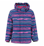Color Kids Meisjes ski jas donja 10.000mm waterkolom blauw