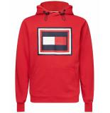 Tommy Hilfiger Sweatshirt mw0mw12303 rood