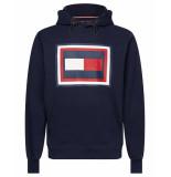 Tommy Hilfiger Sweatshirt mw0mw12303 blauw