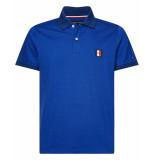 Tommy Hilfiger Polo mw0mw12244 blauw