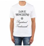 Love Moschino Mc reg t logo core wit