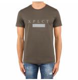 XPLCT Studios Flah tee groen