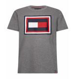 Tommy Hilfiger T-shirt mw0mw12523 grijs