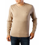 Tommy Hilfiger Knitted cashmere beige
