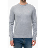 Tommy Hilfiger Knitted cashmere grijs