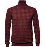 G-Star Core table turtle knit l\s rood