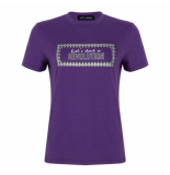 LOFTY MANNER Tee norah purple paars