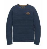 PME Legend Pullover pkw198300 blauw