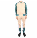 by risqué Future of sand tracksuit beige