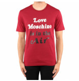 Love Moschino Reg mc t lm i in the air rood