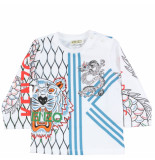 Kenzo Bb gibson tee shirt wit