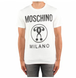 Moschino Milano double tee wit