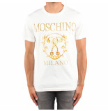 Moschino Miano doube season tee wit