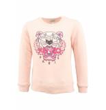 Kenzo Tiger jg b2 bis sweat roze