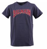 Balmain T-shirt blauw
