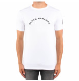 Black Bananas F.c. arch tee wit