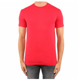 Dsquared2 Round neck t-shirt rood