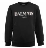 Balmain Sweat shirt zwart