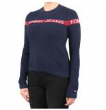 Tommy Hilfiger Tjw tommy logo stripe sweater