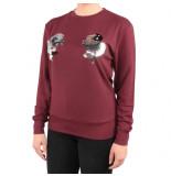 Reinders Sweater rood