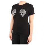 Reinders T-shirt slim fit zwart
