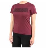 Reinders T-shirt slim fit rood