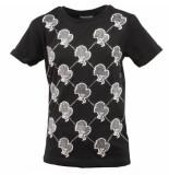 Reinders t-shirt logo zwart