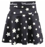 Monnalisa Gonna a stelle blauw