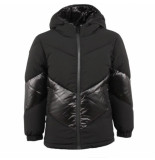 Moose Knuckles Kids pman jacket zwart