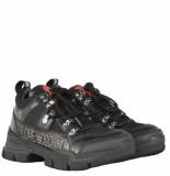 Love Moschino W.sneakers zwart