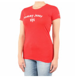 Tommy Hilfiger Tjw essential tommy tee rood