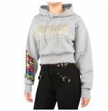 Versace Sweater lady udm30013 gold grijs