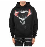 REPRESENT Rprsnt hoodie zwart