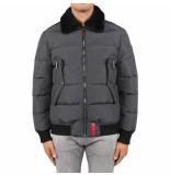 XPLCT Studios Dolce pilot jacket grijs
