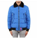 XPLCT Studios Dolce pilot jacket blauw