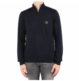 AB Lifestyle Half zip tricot weater