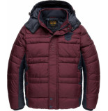 PME Legend Hooded jacket liftmaster 2.0 winetasting rood