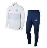 Nike Paris saint germain trainingspak 2019-2020 white wit