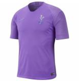 Nike Tottenham hotspurs trainingsshirt 2019-2020 grape paars