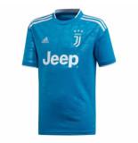 Adidas Juventus 3e shirt 2019-2020 blauw