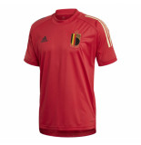 Adidas Belgi? trainingsshirt 2020-2022 kids rood