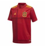 Adidas Spanje thuisshirt 2020-2022 kids