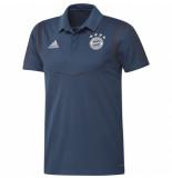 Adidas Bayern munchen polo 2019-2020 marine blauw