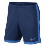 Nike Dri-fit acadamy trainingsbroekje coastal blue blauw