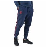 Nike Fc barcelona gfa fleece trainingsbroek 2019-2020 blauw