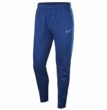 Nike Trainingsbroek therma academy pant coastal blue blauw