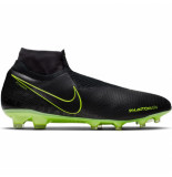Nike Phantom vision elite df fg black zwart